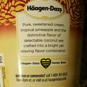 Photo of Haagen-Dazs Pineapple Coconut Ice Cream uploaded by Ashley C.