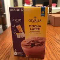 Gevalia Kaffe 2-Step Espresso Coffee Cups & Froth Packets Mocha Latte - 6 PK uploaded by Drew B.