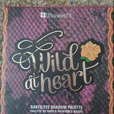 BH Cosmetics Wild at Heart Baked Eyeshadow Palette uploaded by Evelyn b.
