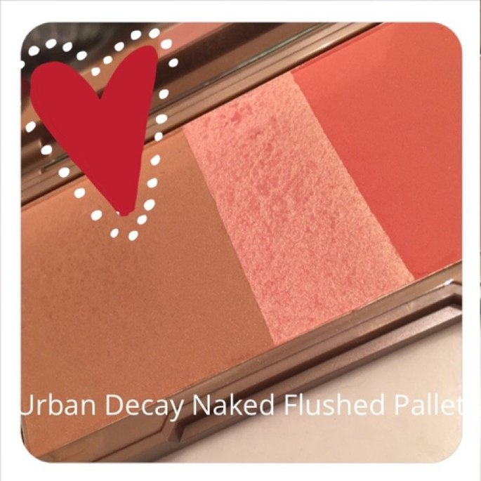 Urban Decay Naked Flushed uploaded by Sara H.