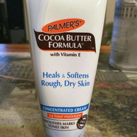 Palmer's Cocoa Butter Formula with Vitamin E Concentrated Cream uploaded by Jonathan G.