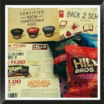 Photo of Chock Full O' Nuts 100% Colombian Coffee Medium Roast K-Cup Packs - 12 CT uploaded by Sarabelle H.