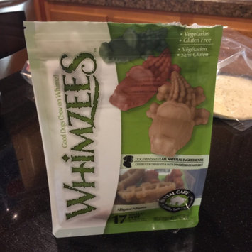 Photo of Whimzees Alligator Shaped Dog Treat uploaded by Landy D.
