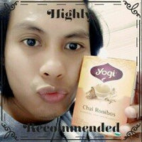 Yogi Tea, Organic, Chai Rooibos, Caffeine Free, Bags uploaded by Jock G.