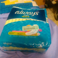 Always Maxi Fresh Size 2 Long Super Pads without Wings Scented uploaded by Amy B.