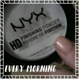 NYX Grinding Powder uploaded by Taryn R.