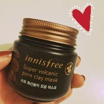 Photo of innisfree Super Volcanic Pore Clay Mask uploaded by Trina C.