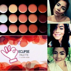 Photo of Coastal Scents Eclipse Concealer Palette uploaded by Valeria A.