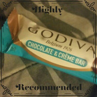 Godiva Chocolate & Creme Bar 1.2 oz / 36 g 12 ct Layer of Cocoa Biscuit & Creme in Milk Chocolate uploaded by Treasure S.
