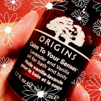 Photo of Origins Calm To Your Senses Lavender And Vanilla Body Cleanser uploaded by Tracy D.