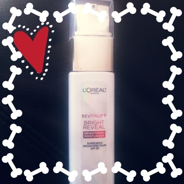 L'Oréal Paris Revitalift Bright Reveal SPF 30 Moisturizer uploaded by Ana S.