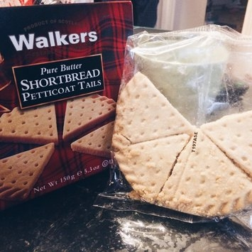 Walkers Shortbread Petticoat Tails, 5.3-Ounce Boxes (Pack of 6) uploaded by Cindy S.