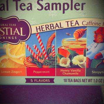 Celestial Seasonings Herbal Tea Sampler Caffeine Free Herbal Tea - 18 CT uploaded by Michelle B.