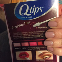 Q-tips Cotton Swabs Precision Tips - 170 CT uploaded by Stacy S.
