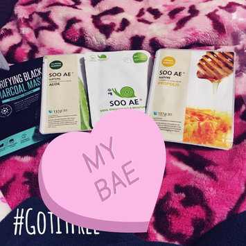 Photo of SOO AE Collagen Essence Mask uploaded by Heather F.