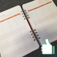 Bold Blossoms Do It All 2016 Softcover Weekly Planner uploaded by Maria I.