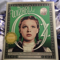 The Wizard of Oz: The Official 75th Anniversary Companion uploaded by Adrienne B.