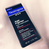 Neutrogena® Men Age Fighter Face Moisturizer with Sunscreen Broad Spectrum SPF 15 uploaded by Sisto A.