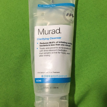 Photo of Murad Clarifying Cleanser uploaded by Zoe D.