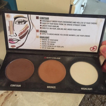 City Color Cosmetics Contour Effects Palette uploaded by Amber S.