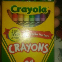 Crayola 24ct Crayons uploaded by sara w.