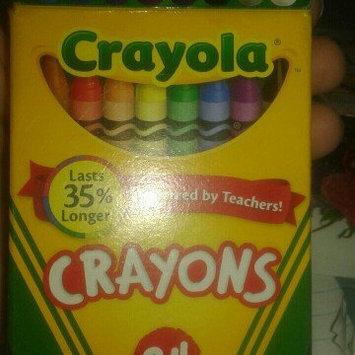 Crayola 24ct Crayons uploaded by sara w.