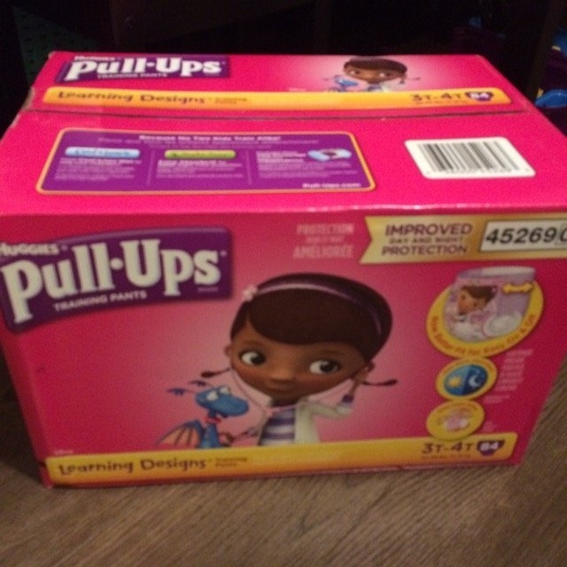 Huggies Pull-Ups® uploaded by Heather R.