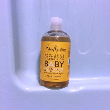 Photo of SheaMoisture Raw Shea Chamomile & Argan Oil Wash & Shampoo uploaded by Stephany H.