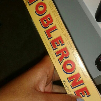 Toblerone Swiss Milk Chocolate uploaded by Christeen R.
