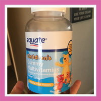 Equate Children's Multivitamin Supplement Gummies uploaded by Alex M.