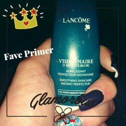 Photo of Lancôme Visionnaire 1 Minute Blur Smoothing Skincare Instant Perfector uploaded by Remy F.