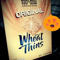 Nabisco Original Family Size Wheat Thins Crackers uploaded by Myriam N.