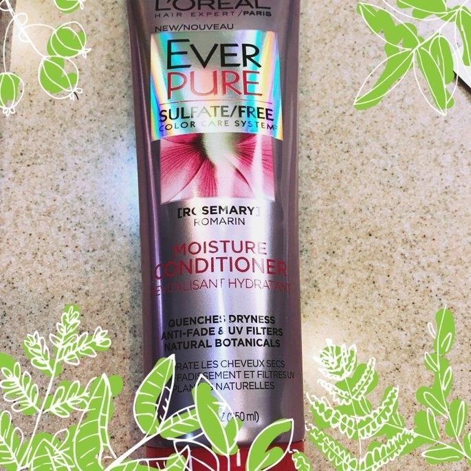 L'Oréal EverPure Moisture Conditioner uploaded by Alissa M.