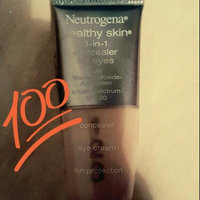 Neutrogena 3-in-1 Concealer For Eyes Broad Spectrum SPF 20 uploaded by Erica V.