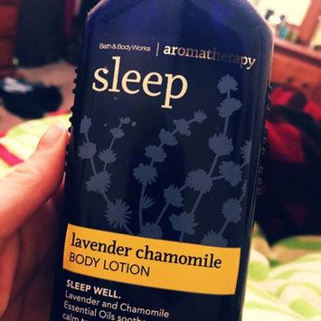 Photo of Bath Body Works Aromatherapy Sleep Lavender Chamomile 6.5 oz Body Lotion uploaded by Amanda D.