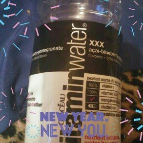 vitaminwater XXX Acai-Blueberry-Pomegranate uploaded by Alison H.