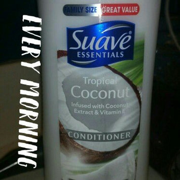 Photo of Suave Essentials Tropical Coconut Conditioner 30 oz uploaded by Morgan T.