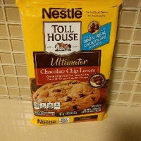 Nestlé Toll House Ultimates Chocolate Chip Lovers Cookie Dough uploaded by Elise M.