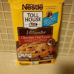 Photo of Nestlé® Toll House® Ultimates™ Chocolate Chip Lovers Cookie Bar Dough uploaded by Elise M.