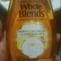 Garnier Whole Blends® Moroccan Argan & Camellia Oils Extracts Illuminating Shampoo uploaded by Diana D.