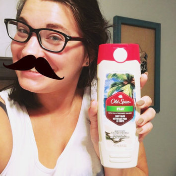 Photo of Old Spice Fiji Body Wash uploaded by Alyssa D.