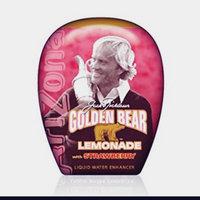 AriZona Golden Bear Lemonade, Strawberry uploaded by Katelyn C.