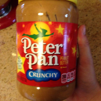 Peter Pan Crunchy Peanut Butter uploaded by Jessica P.