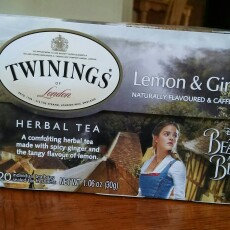 Twinings Lemon & Ginger Tea, 20 ea uploaded by Rebecca B.