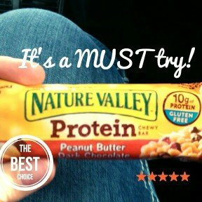 Photo of Nature Valley™ Protein Bar Peanut Butter Dark Chocolate uploaded by Emily H.