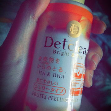 Meishoku Delclear Bright and Peel Facial Peeling Gel - Mix Fruit 180ml uploaded by Alyssa S.
