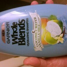 Garnier® Whole Blends™ Coconut Water & Vanilla Milk Extracts Hydrating Shampoo 12.5 fl. oz. Bottle uploaded by Ashley C.