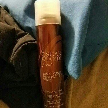 Oscar Blandi Pronto Dry Styling Heat Protect Spray uploaded by sarah H.