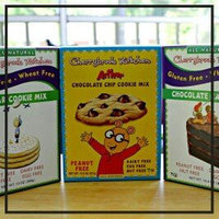 Cherrybrook Kitchen All Natural Chocolate Chip Cookie Mix uploaded by Sarai B.