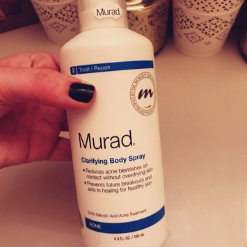 Murad Clarifying Body Spray uploaded by Sydney H.